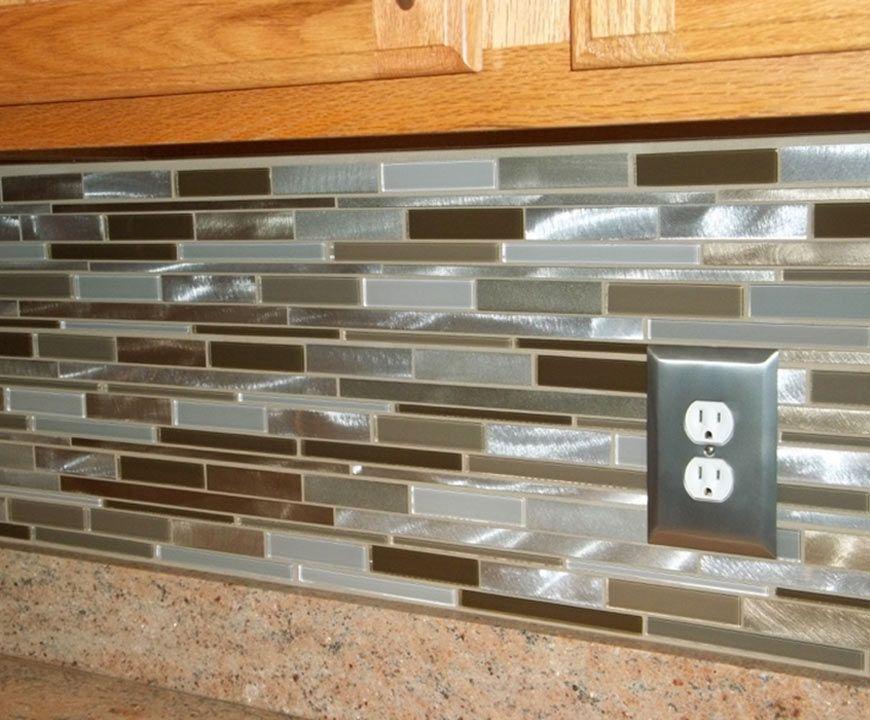 Kitchen Backsplash Installation In Farmington, Farmington Hills, Plymouth, Northville and Livonia, MI
