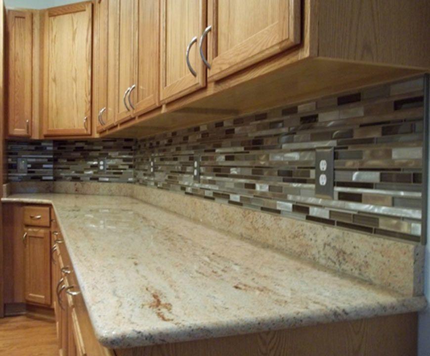 Kitchen Backsplash Installation in Northville, Livonia, Farmington Hills, Farmington and Plymouth, MI