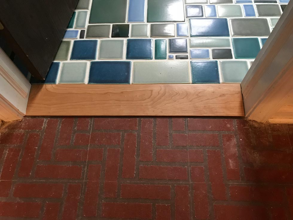 Custom Tile Installation in Northville, Plymouth, Farmington, Farmington Hills and Livonia, MI