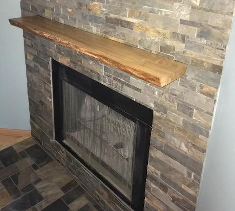 Fireplace Tile Installation in Northville, Livonia, Farmington Hills, Farmington and Plymouth, MI