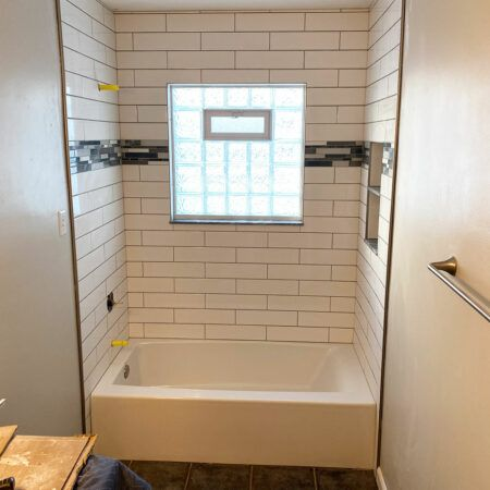Bathroom Tiles in Northville, Plymouth, MI, Farmington Hills, Livonia, and Farmington